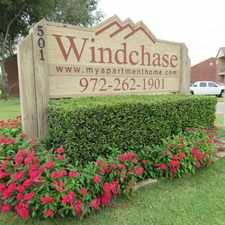 Rental info for Windchase Apartments in the 75052 area