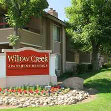 Rental info for Willow Creek in the Fresno area