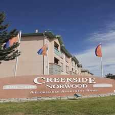 Rental info for Creekside at Norwood