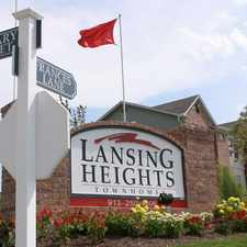 Rental info for Lansing Heights