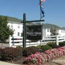Rental info for Morse Glen