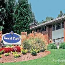 Rental info for Royal Park