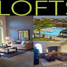 Rental info for The Lofts in the Natomas Crossing area