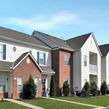 Rental info for Chantry Village Apartments and Townhomes in the Columbus area