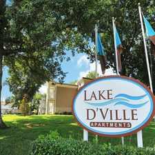 Rental info for Lake D'Ville