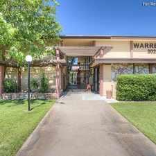 Rental info for Warren 24th in the Phoenix area
