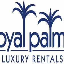 Rental info for Royal Palms Luxury Rentals