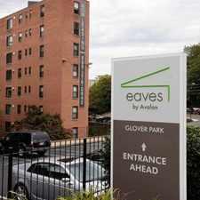 Rental info for eaves Glover Park