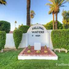 Rental info for Falling Waters