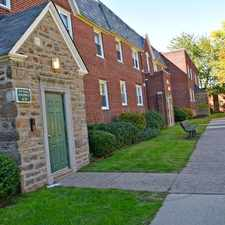 Rental info for The Willows at Wissahickon
