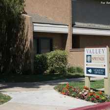 Rental info for Valley Springs