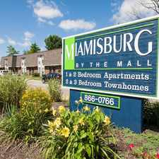 Rental info for Miamisburg by the Mall
