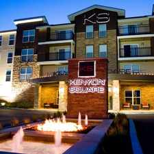 Rental info for Kenyon Square in the Columbus area