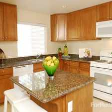 Rental info for Sunset Rocklin Townhomes