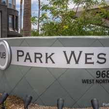 Rental info for Vue Park West (Newly Renovated)