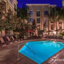 Rental info for The Enclave at Warner Center Apartment Homes in the Los Angeles area