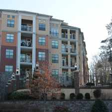Rental info for The Sidney at Morningside in the Atlanta area