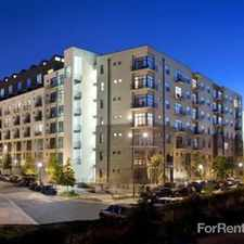 Rental info for AMLI Old 4th Ward