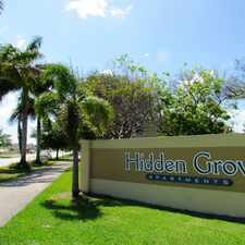 Rental info for Hidden Grove in the Princeton area