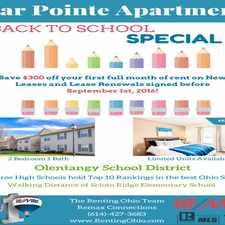 Rental info for Bear Pointe