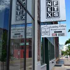 Rental info for The Washburn, Cabinet Shop, Printers Alley and Annex Lofts in the Memphis area