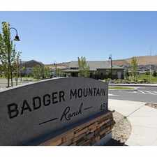 Rental info for Badger Mountain Ranch