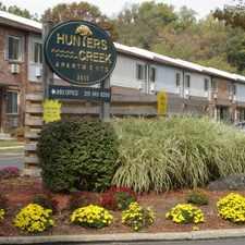 Rental info for Hunters Creek in the Philadelphia area