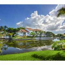 Rental info for Bell Boca Town Center in the 33486 area
