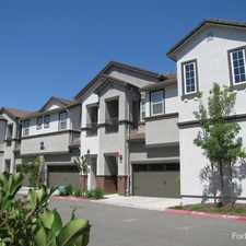 Rental info for The Terraces at Stanford Ranch