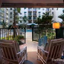 Rental info for The Manor in Plantation