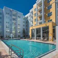Rental info for Modera Coral Gables