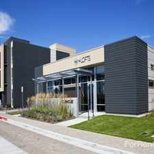 Rental info for The Lofts at Innovation Center