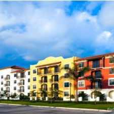Rental info for Mosaic at Miramar Town Center