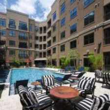 Rental info for AMLI Uptown in the Houston area
