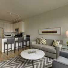 Rental info for 7 West in the Minneapolis area