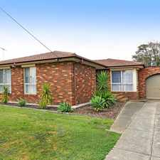 Rental info for Renovated Beauty in the Geelong area
