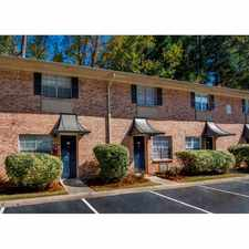 Rental info for Upland Townhomes in the Atlanta area
