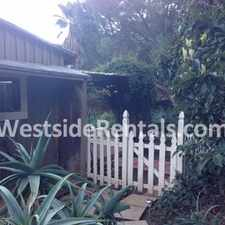 Rental info for hummingbird house - nature lover's paradise! 1 bedroom loft on horse ranch