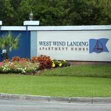 Rental info for West Wind Landing Apartment Community