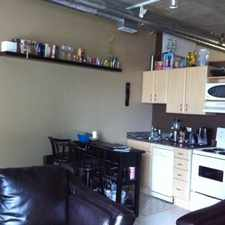 Rental info for Amazing location! Downtown one bedroomLoft with direct access to LRT station! in the Downtown area