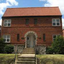 Rental info for 6611 Devonshire Ave. in the St. Louis Hills area