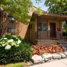 Rental info for Pine Valley Apartments in the Ann Arbor area