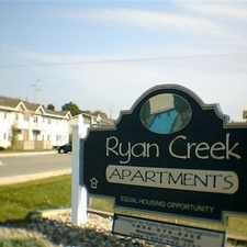 Rental info for Ryan Creek Apartments I & II