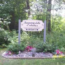 Rental info for Sunnyside Estates