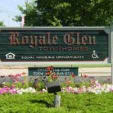 Rental info for Royale Glen Townhomes in the Muskegon area