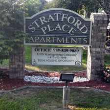 Rental info for Stratford Place in the Midland area