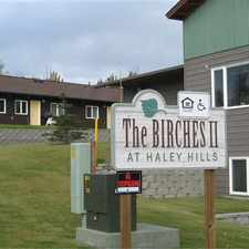 Rental info for Birches I Apartments