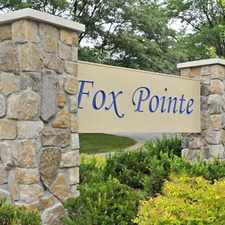 Rental info for Fox Pointe