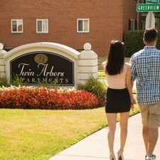 Rental info for Twin Arbors Apartments