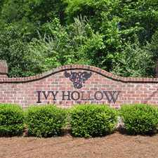 Rental info for Ivy Hollow Apartments
